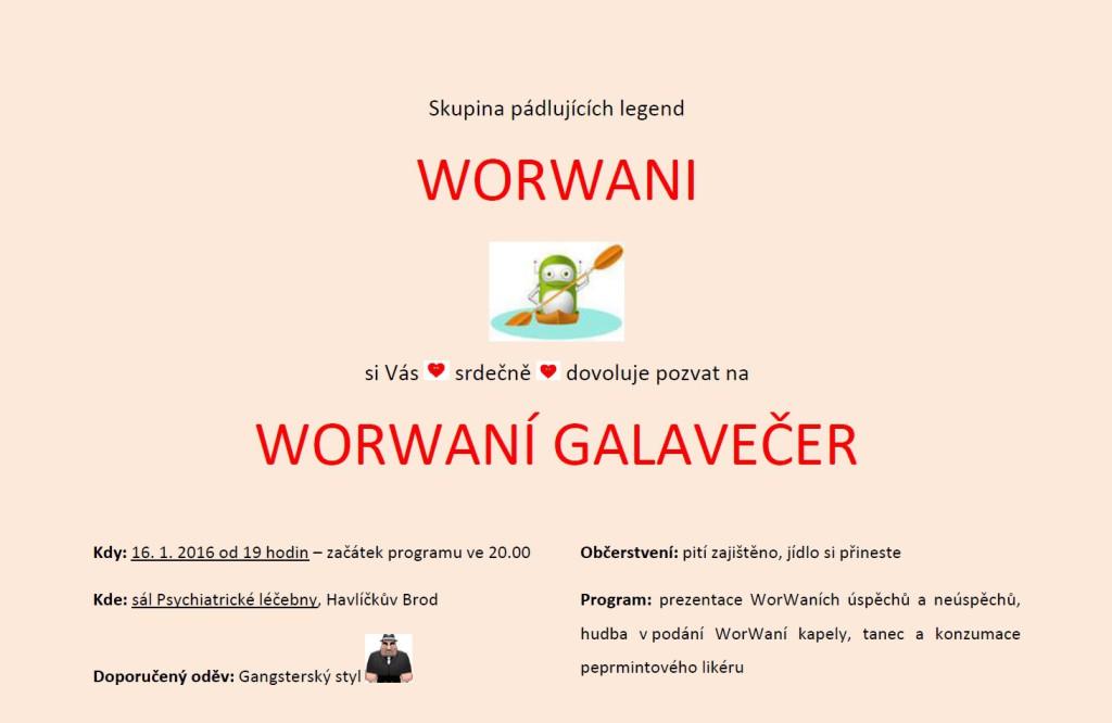 Worwani gala